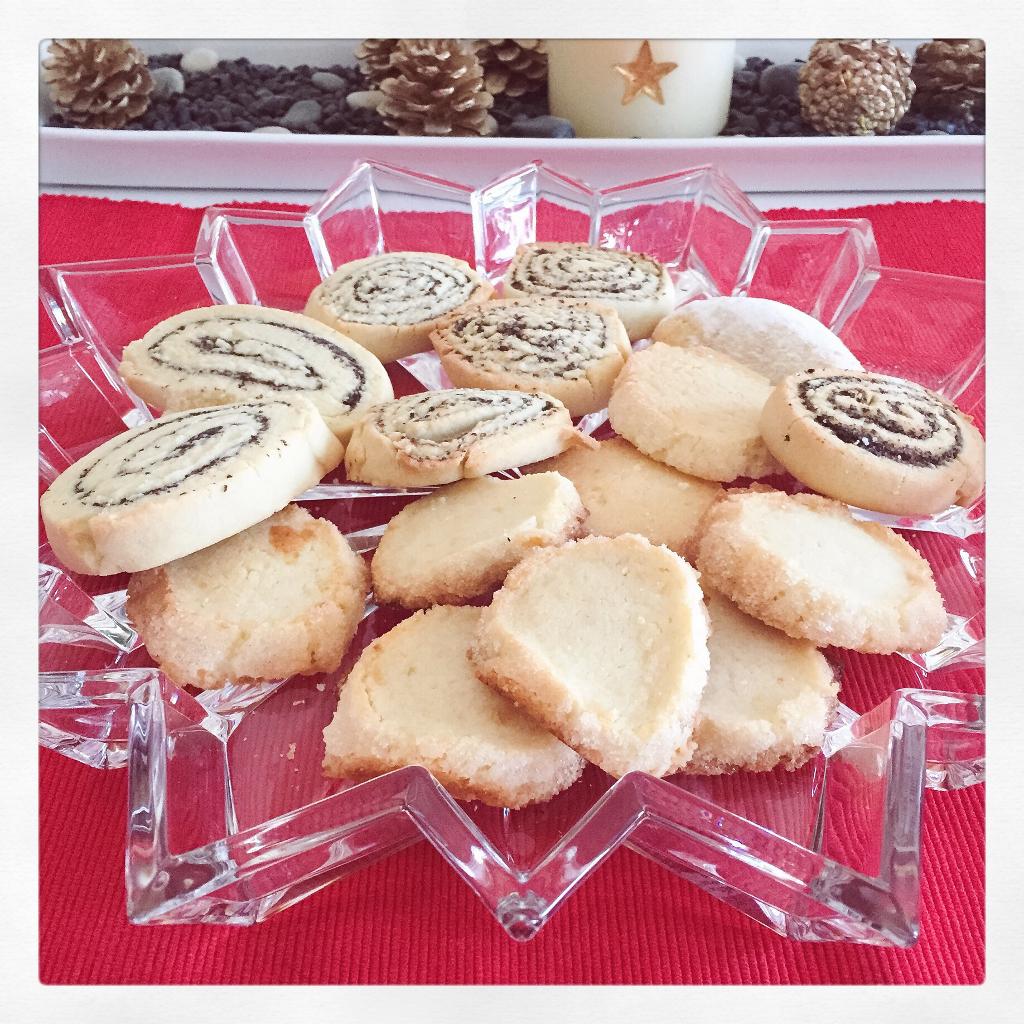 Weihnachtsbäckerei - Teil 1